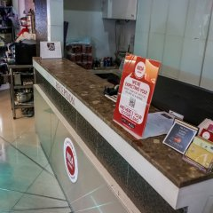 Отель Nida Rooms Khlong Toei 390 Sky Train Бангкок интерьер отеля