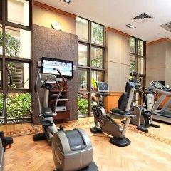 Отель Orchard Parksuites Сингапур, Сингапур - отзывы, цены и фото номеров - забронировать отель Orchard Parksuites онлайн фитнесс-зал фото 4