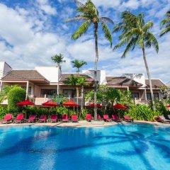 Отель Coconut Village Resort бассейн фото 3