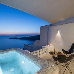 Отель Seascape Villa by Caldera Houses Греция, Остров Санторини - отзывы, цены и фото номеров - забронировать отель Seascape Villa by Caldera Houses онлайн бассейн
