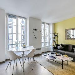 Отель Sweet Inn Rue D'Enghien комната для гостей фото 5