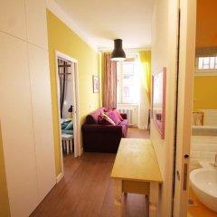 Апартаменты Colorful and Lively Vatican Apartment ванная