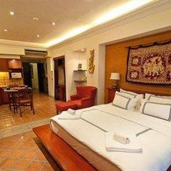 Отель Nirvana Boutique Hotel Таиланд, Паттайя - 1 отзыв об отеле, цены и фото номеров - забронировать отель Nirvana Boutique Hotel онлайн комната для гостей фото 5