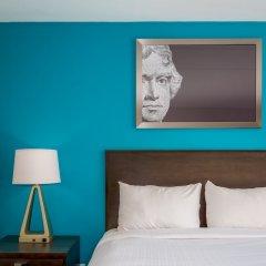 Отель Americana Hotel США, Арлингтон - отзывы, цены и фото номеров - забронировать отель Americana Hotel онлайн сейф в номере