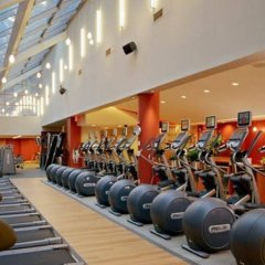 Отель Hilton Club New York фитнесс-зал фото 2