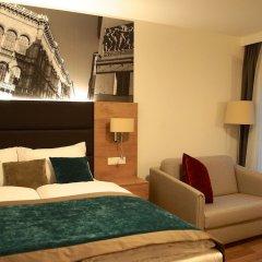 Отель Parks 73 The TownHouse Hotel Австрия, Вена - отзывы, цены и фото номеров - забронировать отель Parks 73 The TownHouse Hotel онлайн комната для гостей фото 2