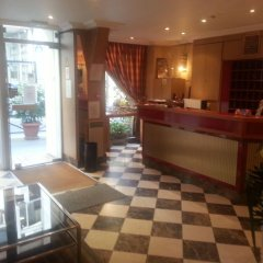 Hotel Marena Париж интерьер отеля