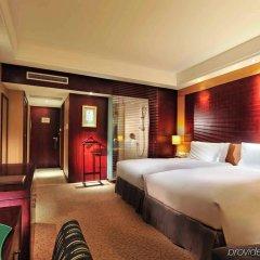 Отель Sofitel Shanghai Hyland Китай, Шанхай - отзывы, цены и фото номеров - забронировать отель Sofitel Shanghai Hyland онлайн комната для гостей фото 4