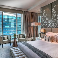 Steigenberger Hotel Business Bay, Dubai комната для гостей фото 9