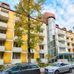 Leonardo Hotel & Residenz München парковка
