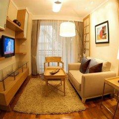Апартаменты Montara Serviced Apartment Thonglor 25 Бангкок комната для гостей фото 2