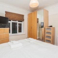 Отель Spacious 2 Bedroom Flat in North West London комната для гостей фото 2