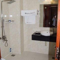 Отель Sun & Sea Hotel Вьетнам, Нячанг - отзывы, цены и фото номеров - забронировать отель Sun & Sea Hotel онлайн ванная