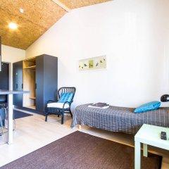 Апартаменты Forenom Apartments Espoo Lintuvaara комната для гостей фото 3