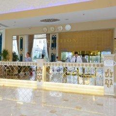 Navona Hotel интерьер отеля