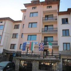 Family Hotel Karov Чепеларе вид на фасад
