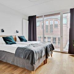 Отель Avenyn - Företagsbostäder Швеция, Гётеборг - отзывы, цены и фото номеров - забронировать отель Avenyn - Företagsbostäder онлайн комната для гостей