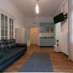Belgrade Modern Hostel комната для гостей фото 4