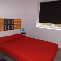 Alameda Hostel комната для гостей