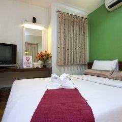 Отель Nida Rooms Rambutri 147 Grand Palace Бангкок комната для гостей фото 4