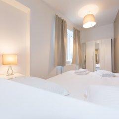 Отель Compagnie des Sablons Apartments Бельгия, Брюссель - отзывы, цены и фото номеров - забронировать отель Compagnie des Sablons Apartments онлайн комната для гостей фото 5