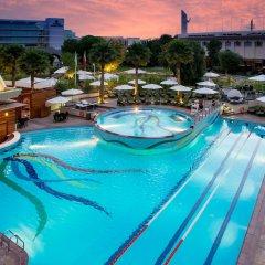 Отель Jumeirah Creekside Дубай бассейн фото 3