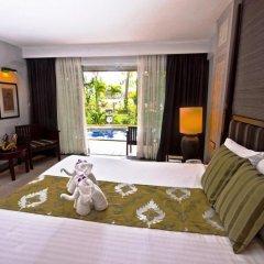 Отель Phuket Orchid Resort and Spa 4* Стандартный номер с разными типами кроватей фото 7