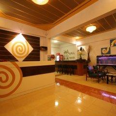 Отель The Cute Resort Бангкок интерьер отеля