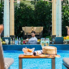 Отель Intercontinental Hua Hin Resort питание