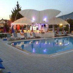 Ant Apart Hotel Турция, Олудениз - отзывы, цены и фото номеров - забронировать отель Ant Apart Hotel онлайн бассейн фото 3