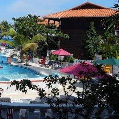 Отель Mangos Boutique Beach Resort бассейн фото 3