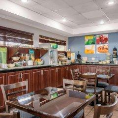 Отель Quality Inn Sarasota North питание