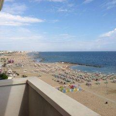 Отель Imperial Beach Италия, Римини - 1 отзыв об отеле, цены и фото номеров - забронировать отель Imperial Beach онлайн балкон