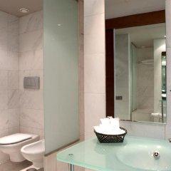 Отель Eurohotel Barcelona Gran Via Fira ванная