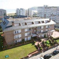 Отель Apartamentos La Terraza Испания, Ларедо - отзывы, цены и фото номеров - забронировать отель Apartamentos La Terraza онлайн балкон