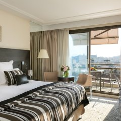 Hotel Barriere Le Gray d'Albion Канны комната для гостей фото 2