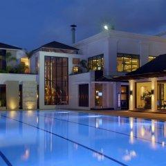 Отель Marco Polo Davao Филиппины, Давао - отзывы, цены и фото номеров - забронировать отель Marco Polo Davao онлайн бассейн фото 3