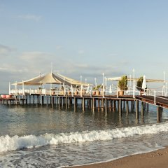 Alva Donna Exclusive Hotel & Spa – All Inclusive Богазкент приотельная территория фото 2