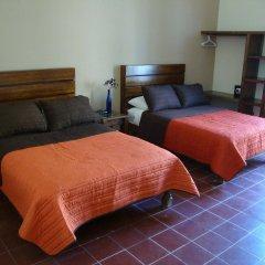 Отель Hostel Hospedarte Centro Мексика, Гвадалахара - отзывы, цены и фото номеров - забронировать отель Hostel Hospedarte Centro онлайн комната для гостей фото 2