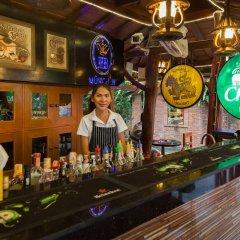 Отель Tropica Bungalow Resort гостиничный бар