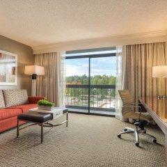 Отель Hilton Bellevue комната для гостей фото 2