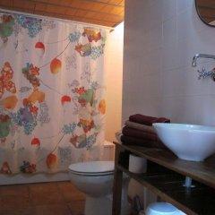 Отель Mas Can Puig de Fuirosos Сан-Селони ванная