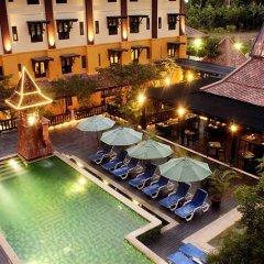 Отель Tuana The Phulin Resort парковка