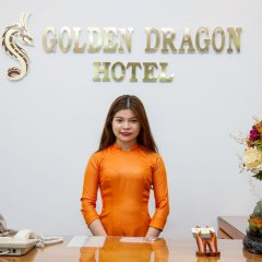 Golden Dragon Hotel интерьер отеля