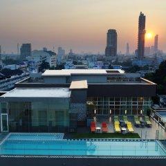 Отель Le D'Tel Bangkok Бангкок бассейн фото 3