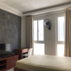 Отель Homestay Des Amis - Ban Huu Хойан комната для гостей фото 3