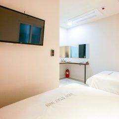 Отель Myeong-Dong New Stay Inn комната для гостей фото 3