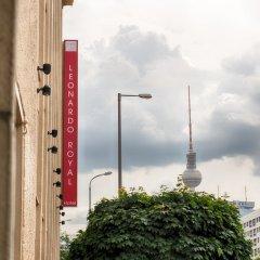 Leonardo Royal Hotel Berlin фото 9