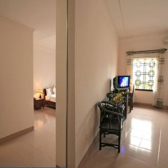 Отель Bach Dang Hoi An Hotel Вьетнам, Хойан - отзывы, цены и фото номеров - забронировать отель Bach Dang Hoi An Hotel онлайн интерьер отеля