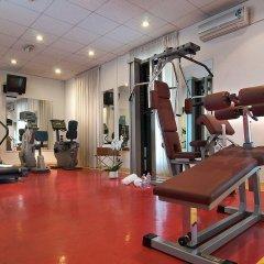 Hotel Morgana Рим фитнесс-зал